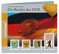 Philatelie-kompakt No.3: Die Bezirke der DDR