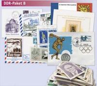 DDR PAKET B, 300 Marken **, Sätze, Klbg.,