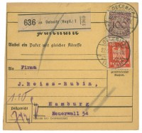 Dt. Reich Weimarer Rep. 1923