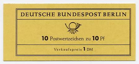 Berlin MH 4b ** Zwinger Dresden, 1965
