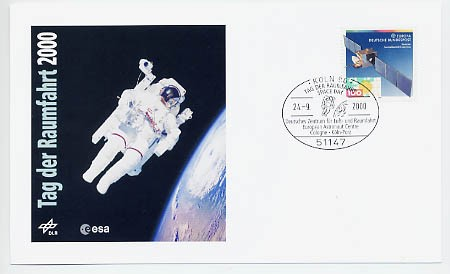 Tag der Raumfahrt 2000