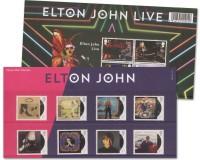 Großbritannien - Elton John Presentation Pack