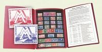 DDR - Philatelie-Edition Leipziger Messe Teil I: 1950-1960