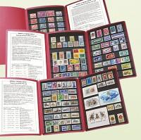 DDR - Philatelie-Edition Leipziger Messe Teil I-III: 1950-1990
