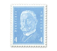Dt. Reich MiNr. 454 **