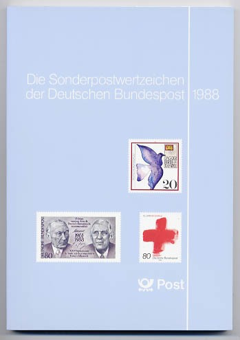BRD Jahrbuch 1988 **