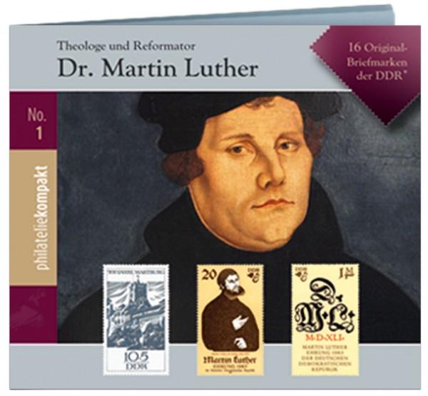 Philatelie-kompakt No.1: Luther