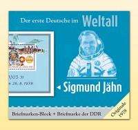 Philatelie-kompakt: Sigmund Jähn
