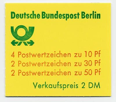 Berlin MH 10bb ** Burgen u.Schlösser 1977