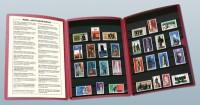 """DDR - Philatelie Edition """"Internationale Mahn-und Gedenkstätten"""""""