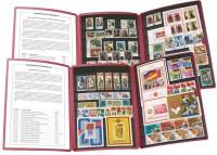 DDR - Philatelie Edition Sozialistischer Realismus Teil 1+2