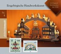 Philatelie-kompakt No.6: Erzgeb. Handwerkskunst
