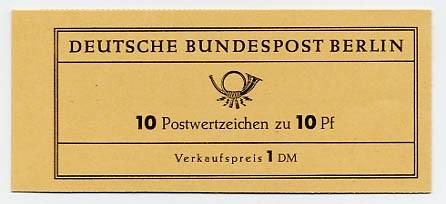 Berlin MH 3a ** Dürer, März 1962