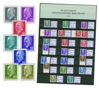 DDR Ulbricht Spezial-Kollektion 20 verschiedene Freimarken