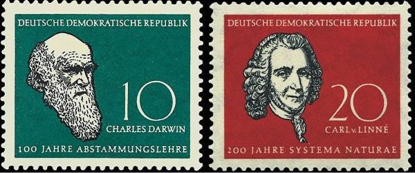DDR MiNr. 631/32 **