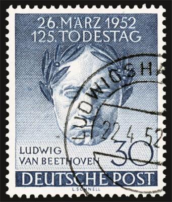 Berlin MiNr. 87 o