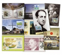 Ausland 30 verschiedene Maximumkarten