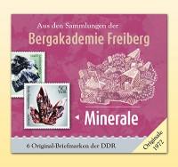 Philatelie-kompakt: Minerale Bergakademie Freiberg