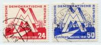 DDR MiNr. 0282/83 o