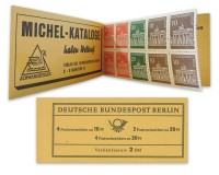 Berlin MH 5d ** Brandenburger Tor 1966