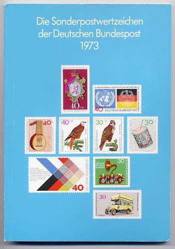 BRD Jahrbuch 1973 **