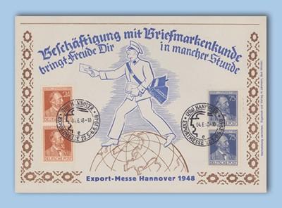 All.Bes.GA Schmuckbeleg MiNr. 963/964 o