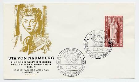 Berlin FDC Mi-Nr. 173 Jahrestagung des Ostdt. Kulturrates