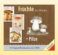 Philatelie-kompakt: Pilze Gift- und Speisepilze
