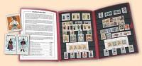 DDR - Philatelie-Edition Trachten in der DDR