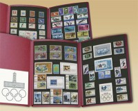 """DDR - Philatelie Edition (2 Mappen) """"Olympische Spiele"""""""