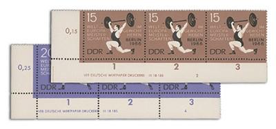 DDR MiNr. 1210/1211 DV **