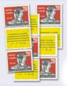 DDR Zdr.-Kombinat. MiNr. 732 ** J.R. Becher (SZd A9 - 11)