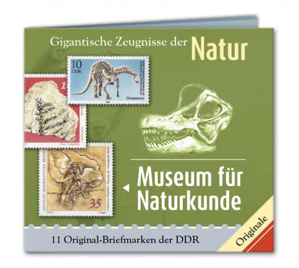 Philatelie-kompakt: Museum für Naturkunde