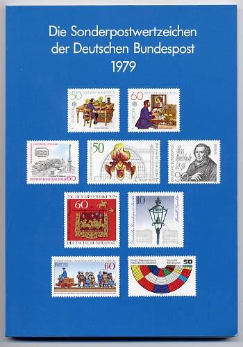 BRD Jahrbuch 1979 **