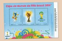 Brasilien Fußball-WM 2014 ** 1 Block
