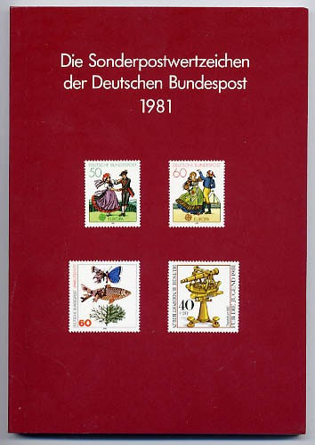 BRD Jahrbuch 1981 **