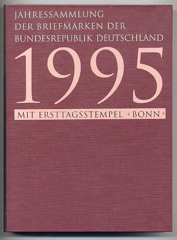 BRD Jahressammlung 1995 o