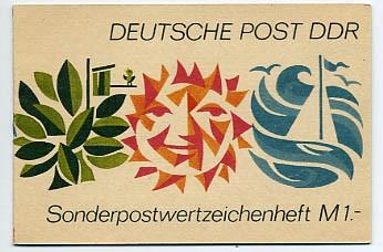 DDR SMHD 3 ** Freizeit (M 1.-)
