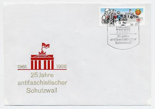 DDR FDC MiNr. 3037