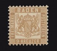 Baden MiNr. 20a **