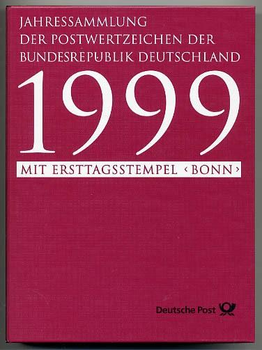 BRD Jahressammlung 1999 o
