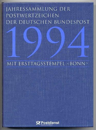 BRD Jahressammlung 1994 o