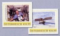 Österreich persönliche Ausgabe ** 11. Astrophilatelietreffen Hoyerswerda