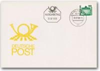 DDR Ersttagsbrief (FDC) MiNr. 3346 RM