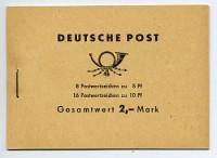 DDR MH 4c3a **  W. Ulbricht