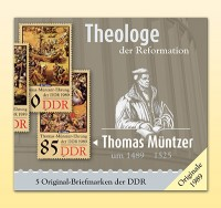 Philatelie-kompakt: Thomas Müntzer