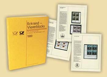 """DDR Jahressammlung 1990 """"Exklusiv""""-ETB"""