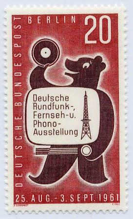Berlin MiNr. 217 **