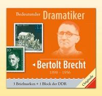 Philatelie-kompakt: Bertolt Brecht