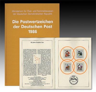 DDR Jahrbuch 1986 **